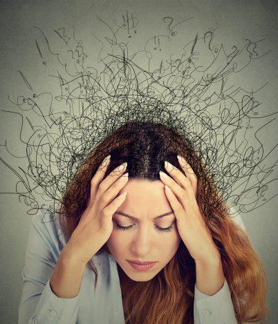 Stres winny problemom zeskórą? Cz.2