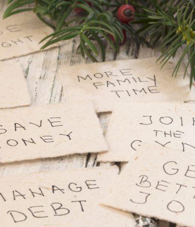 Co zrobić, bydotrzymać noworocznych postanowień?