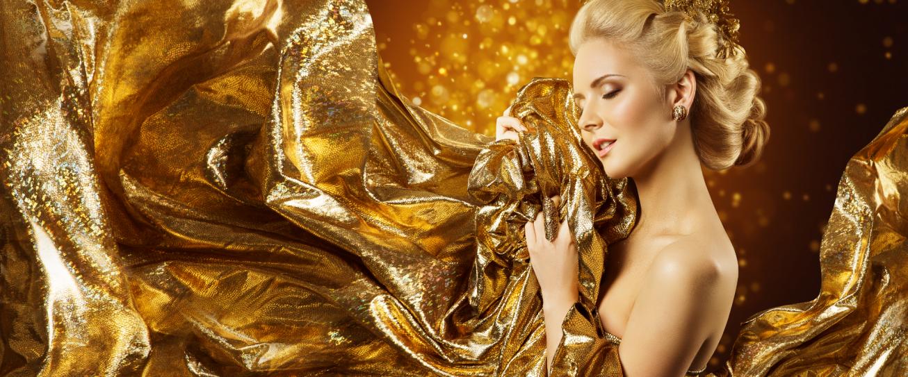Złoto wsłużbie kosmetyki – zbędny luksus, czy skuteczne odmładzanie skóry?