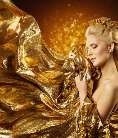 Złoto wsłużbie kosmetyki – zbędny luksus, czyskuteczne odmładzanie skóry?