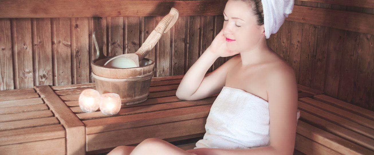 Sauna – przyjemny sposób napiękną skórę