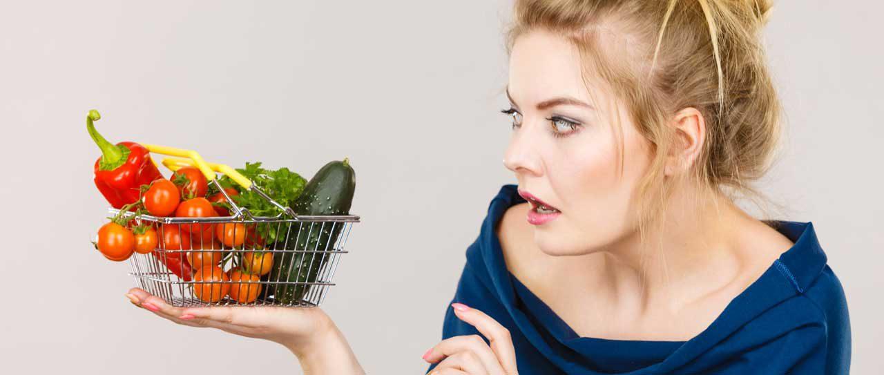 Czyzdrowe jedzenie może powodować trądzik?