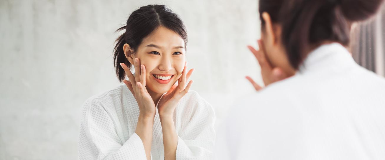 Naczym polega japońska pielęgnacja twarzy? Poznaj japoński rytuał piękna